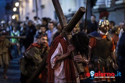 Tutto pronto per la XXX Via Crucis in costume d'epoca - aSalerno.it
