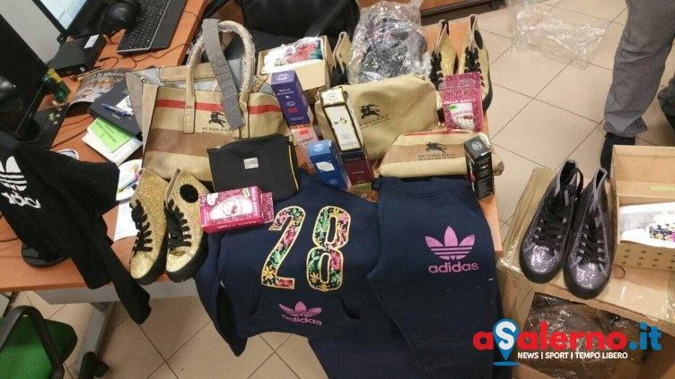 Vendeva prodotti contraffatti su Facebook, scoperta dalla Finanza – FOTO - aSalerno.it