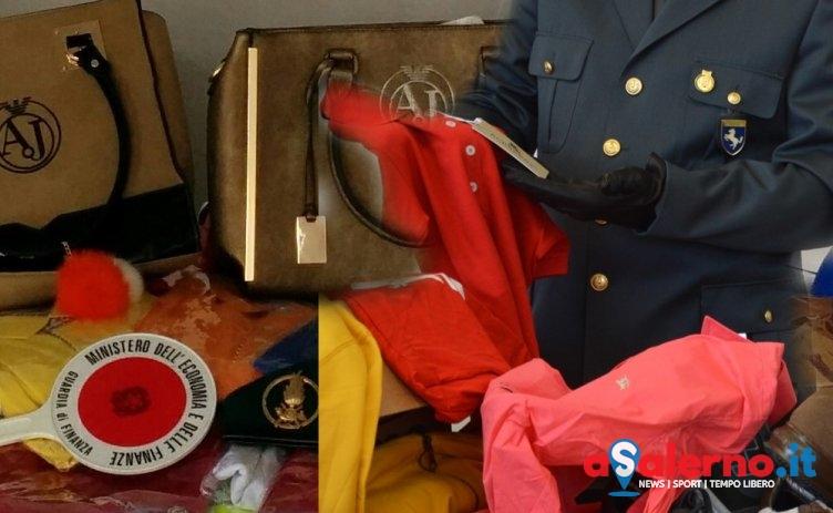 Guardia di Finanza di Salerno, nei primi mesi dell'anno oltre 26mila prodotti sequestrati - aSalerno.it