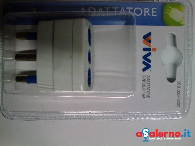 Batterie e materiale elettrico senza marchio, blitz della Finanza nel Salernitano - aSalerno.it