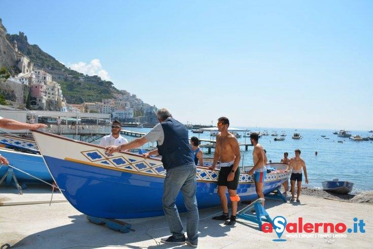 Storica regata delle Antiche Repubbliche Marinare, Amalfi si prepara per le acque dell'Arno - aSalerno.it