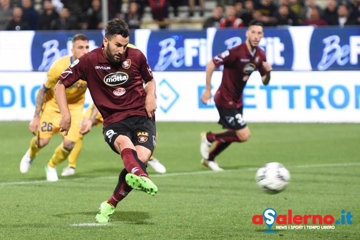 Salernitana punita a Carpi: finisce 2-0 per i padroni di casa - aSalerno.it