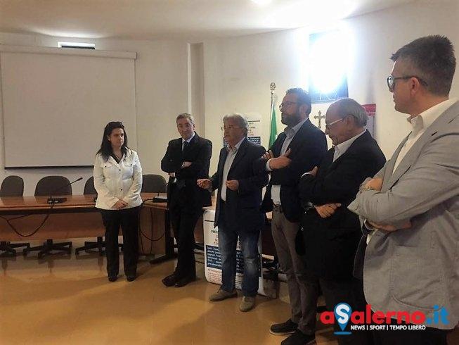 Inaugurato a Sapri il nuovo sportello Confesercenti – FOTO - aSalerno.it