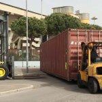 Container Stadio