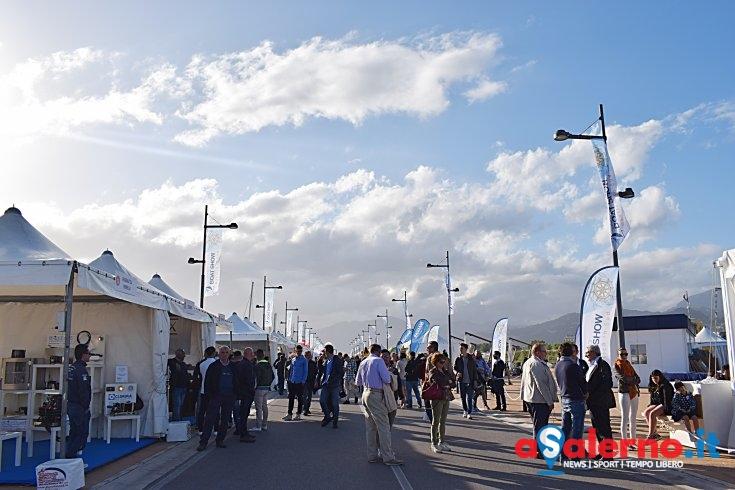 Oltre 10mila visitatori per la seconda edizione del Salerno Boat Show alla Marina d'Arechi - aSalerno.it