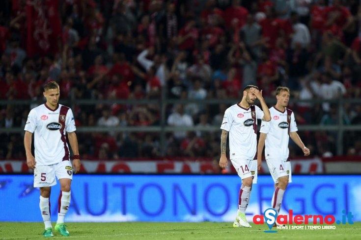 La Salernitana perde a Perugia ma chiude a testa alta la stagione - aSalerno.it