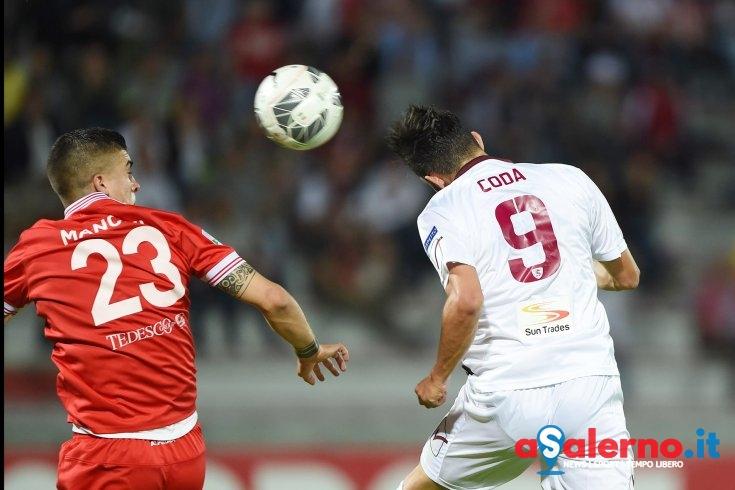 Coda colpisce, ma il Perugia la ribalta: 2-1 al primo tempo - aSalerno.it