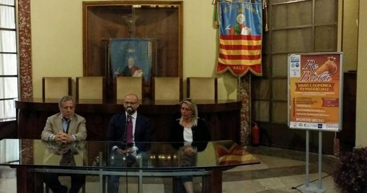 """Premio """"Re Babà"""", presentato al Comune l'evento - aSalerno.it"""