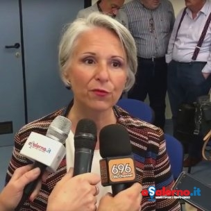 MARIA VITTORIA MONTEMURRO ASL SALERNO DIRETTORE SANITARIO