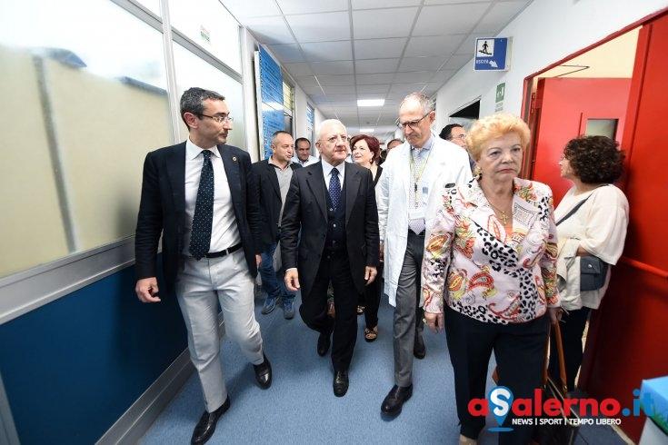 Cardiologi, anestetisti e ortopedici, carenza di personale al Ruggi: nuovo vertice con De Luca - aSalerno.it