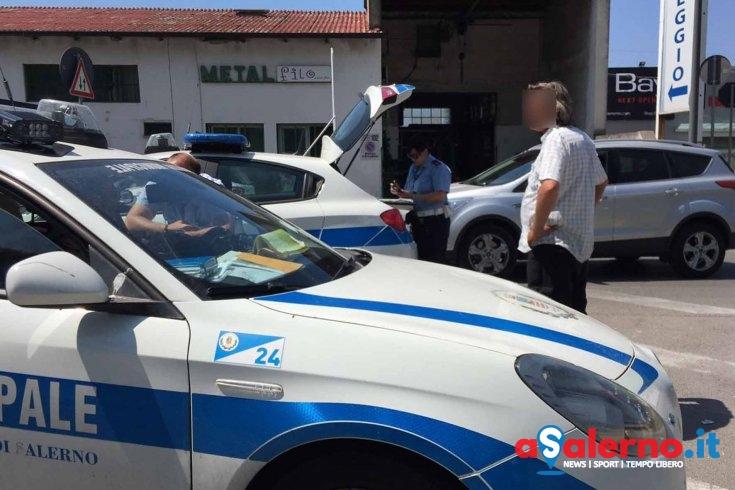 Estorsione a Salerno, arrestato parcheggiatore abusivo - aSalerno.it