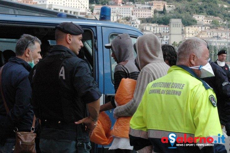Ricercato a Padova dal 2006, sbarca a Salerno e viene identificato: arrestato marocchino - aSalerno.it