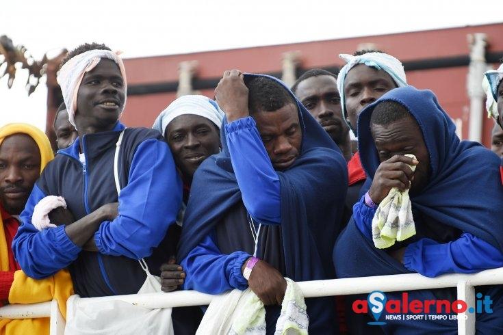 Ancora 200 migranti a Salerno, per loro è cominciato anche il Ramadan - aSalerno.it
