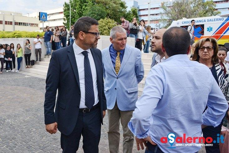 Il cordoglio del Rettore Tommasetti: domani un minuto di silenzio per Gianluca - aSalerno.it