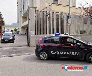 Salerno Operazione dei carabinieri nella provincia nord di Salerno