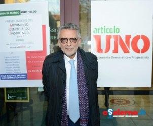 ragosta Salerno Polo Nautico Presentazione del Movimento Democratico Progressista Articolo Uno