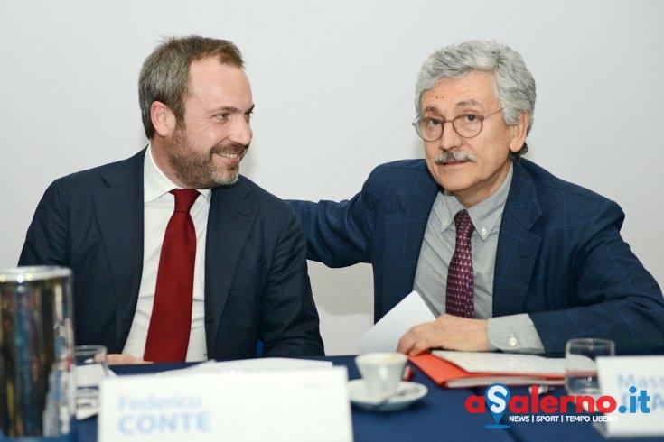 Articolo Uno-Mdp Salerno, sarà Federico Conte il coordinatore provinciale - aSalerno.it