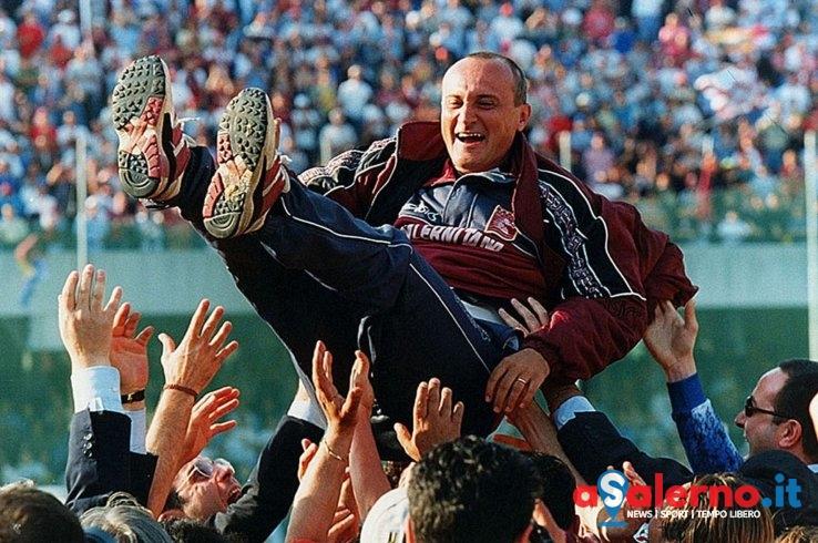 E se ne va.. 19 anni dopo, il 10 maggio del 98: la Salernitana si prese la A - aSalerno.it