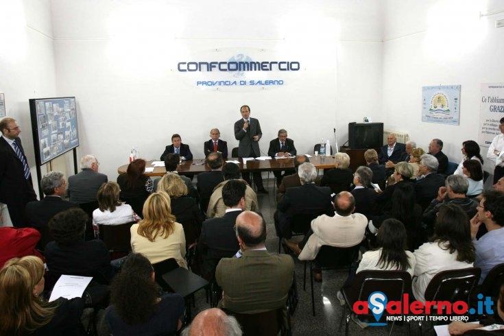 Confcommercio, pronta riorganizzazione sindacale in tutta la provincia di Salerno - aSalerno.it