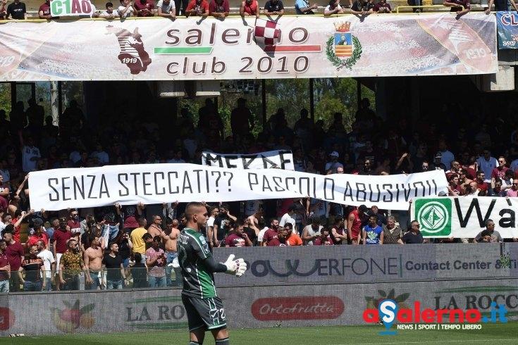 Salernitana – Avellino, Daspo per tre tifosi granata - aSalerno.it