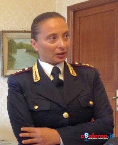 Polizia, Immacolata Acconcia nuovo Commissario di Battipaglia - aSalerno.it