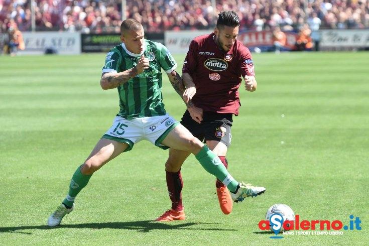 Rosina spreca, Radunovic salva l'Avellino:0-0 al primo tempo - aSalerno.it
