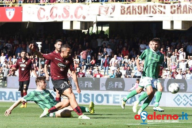 La Salernitana batte l'Avellino e saluta nel migliore dei modi i suoi  tifosi - aSalerno.it