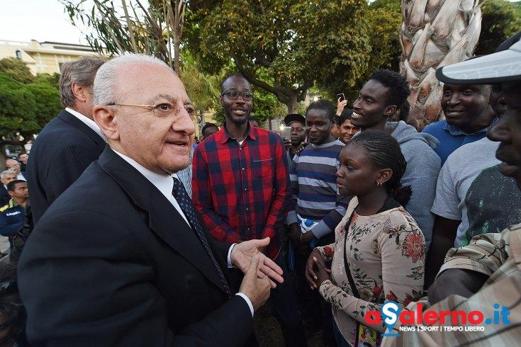 """La comunità senegalese scrive a De Luca: """"Non alimentiamo l'odio"""" - aSalerno.it"""