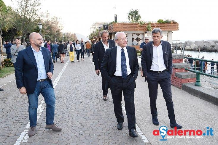 """Aggressione ai Vigili, De Luca dice basta:""""Ora a Salerno i corpi speciali"""" - aSalerno.it"""