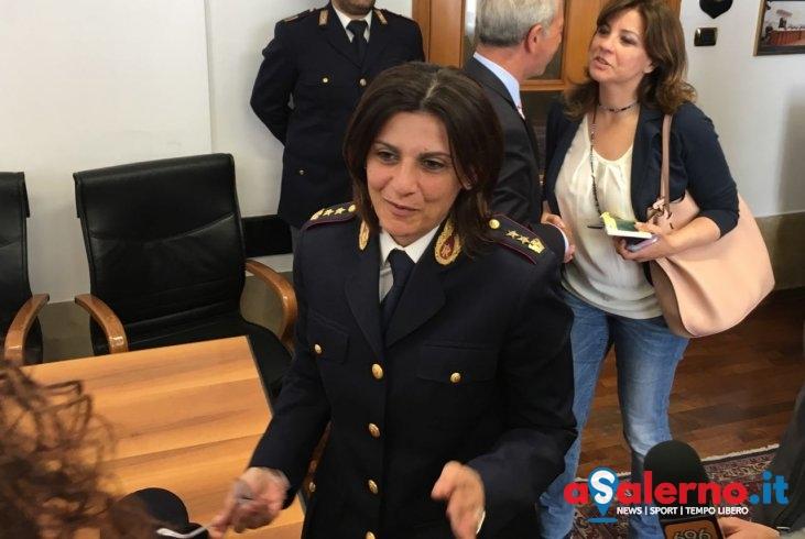 Una donna a capo della Squadra Mobile di Salerno, ecco Lorena Cicciotti - aSalerno.it