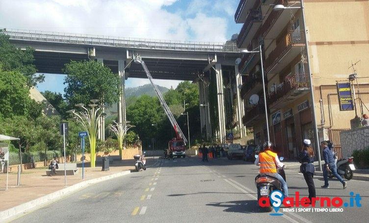 Controlli sul viadotto in via Moscato, chiusa la strada: emanato un nuovo piano traffico - aSalerno.it