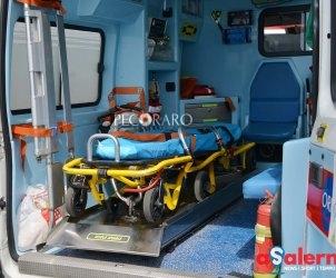 ambulanza 2 Salerno
