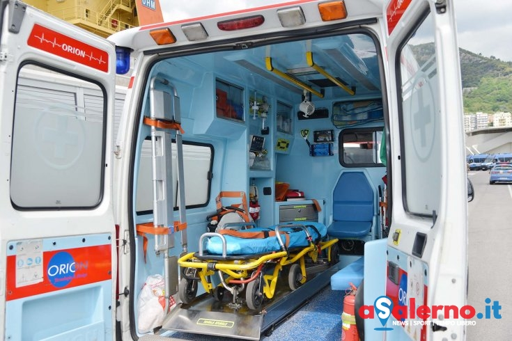 Grave incidente a Santa Cecilia, perde la vita 54enne - aSalerno.it