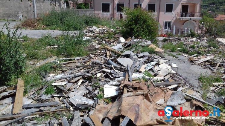 Tramonti, sequestrata area adibita a discarica abusiva - aSalerno.it