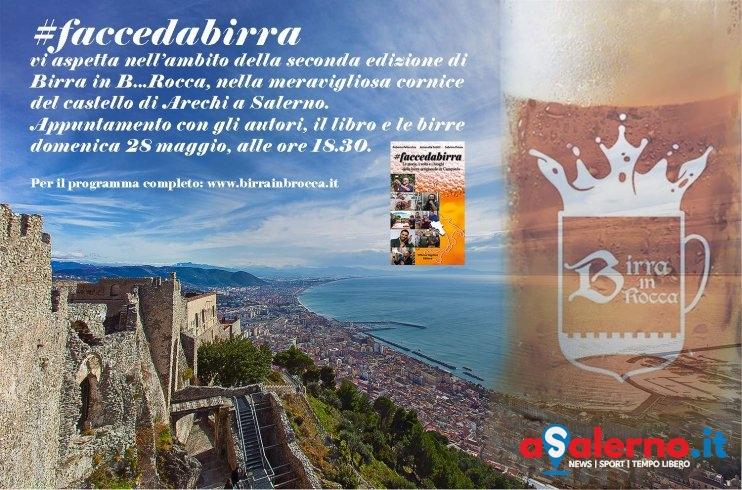 """Castello Arechi, tutto pronto per la seconda edizione di """"Birra in B..Rocca"""" - aSalerno.it"""