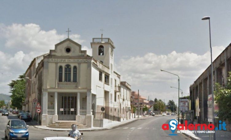 Investita da un camion davanti la Chiesa di Fuorni: è morta al Ruggi la 50enne straniera - aSalerno.it