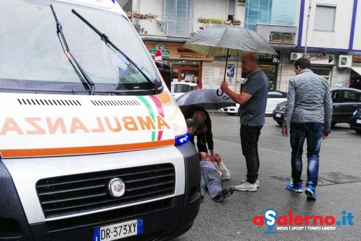 Salerno, donna investita in via Amendola - aSalerno.it