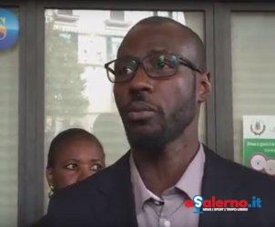 presidente comunità senegalese salerno