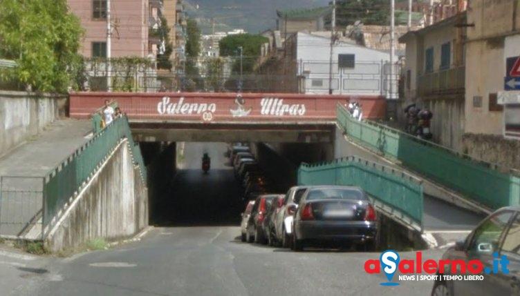 Terminati i lavori al sottopassaggio di via Santi Martiri Salernitani, riaperta la strada - aSalerno.it