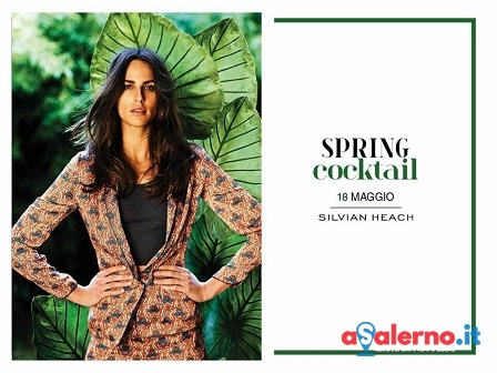 Silvian Heach porta lo Spring Cocktail a Salerno - aSalerno.it