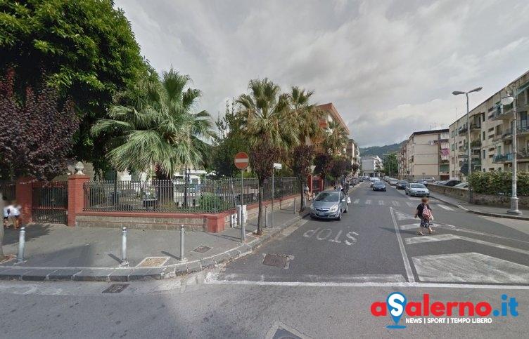 Pericoloso il capolinea vicino la villa Mariele Ventre, Comune prova soluzione alternativa - aSalerno.it