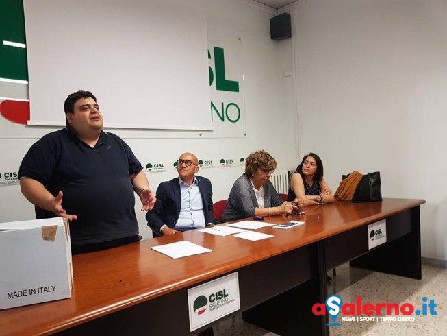 Cisl Scuola Salerno, Vincenzo Pastore nuovo segretario generale - aSalerno.it