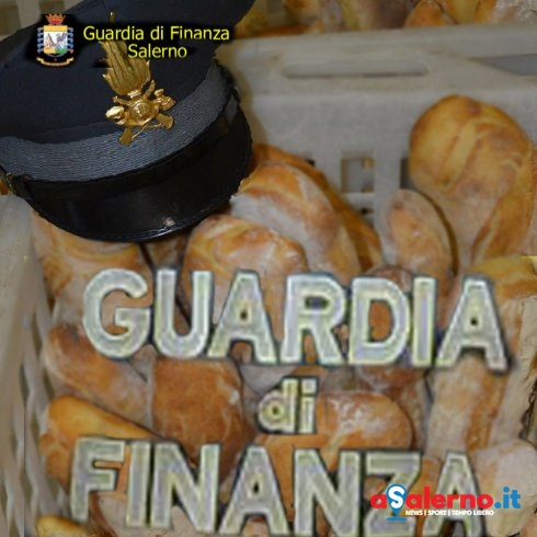 Panificio abusivo scoperto dalla Finanza nel Salernitano - aSalerno.it