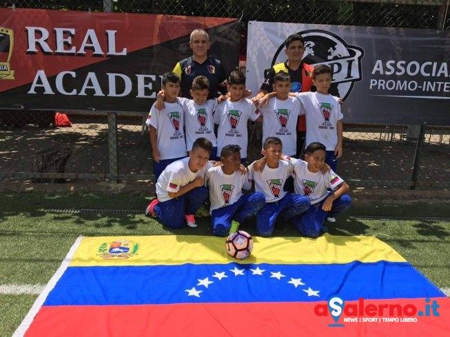 Real Academia super al torneo di Cava, vola ai quarti di finale - aSalerno.it