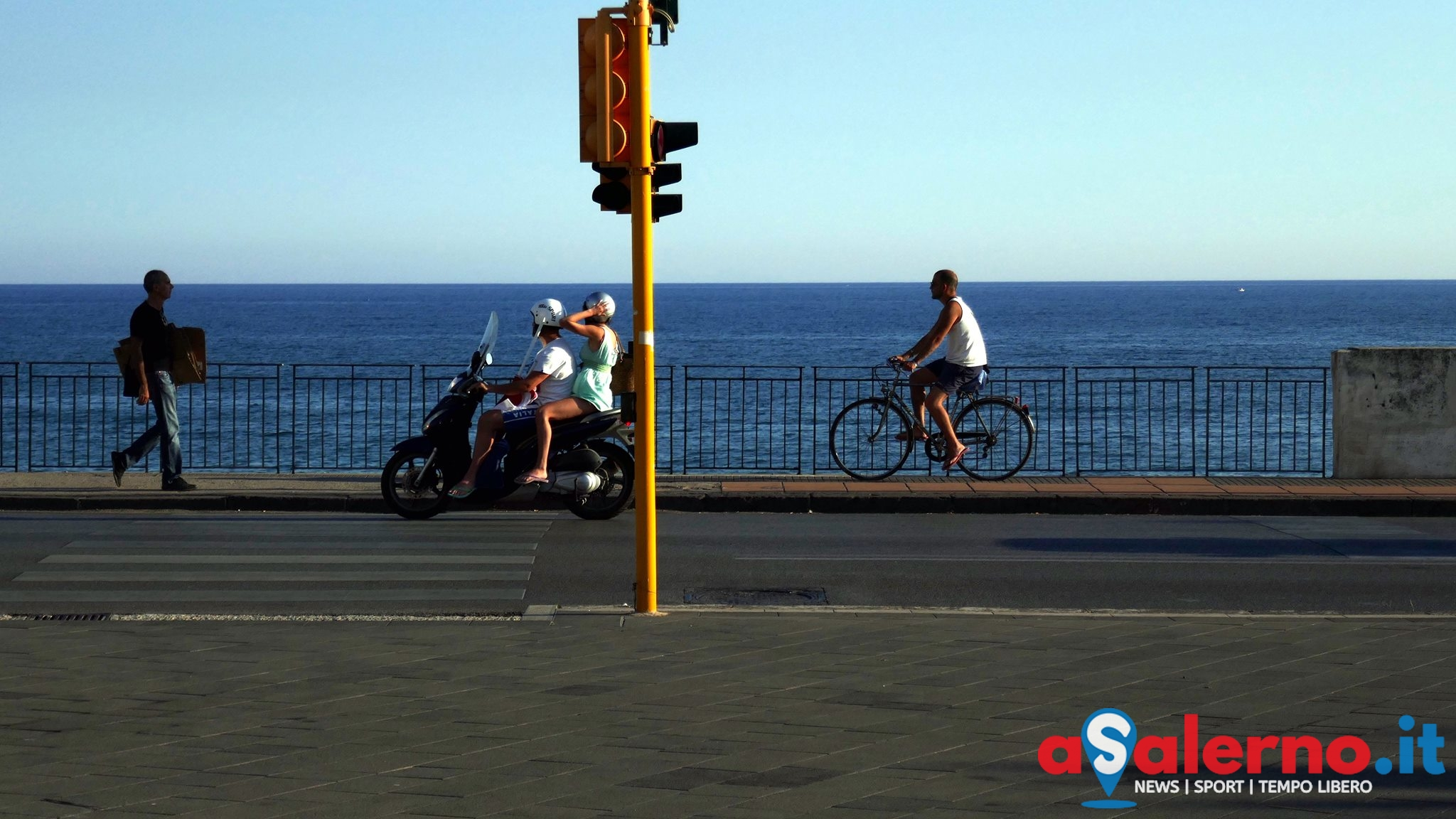 mobilità pista ciclabile bicicletta biciclette