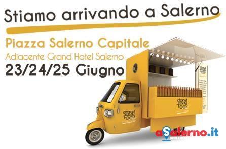 """Torna a Salerno la seconda edizione dello """"Street Food Time"""" - aSalerno.it"""