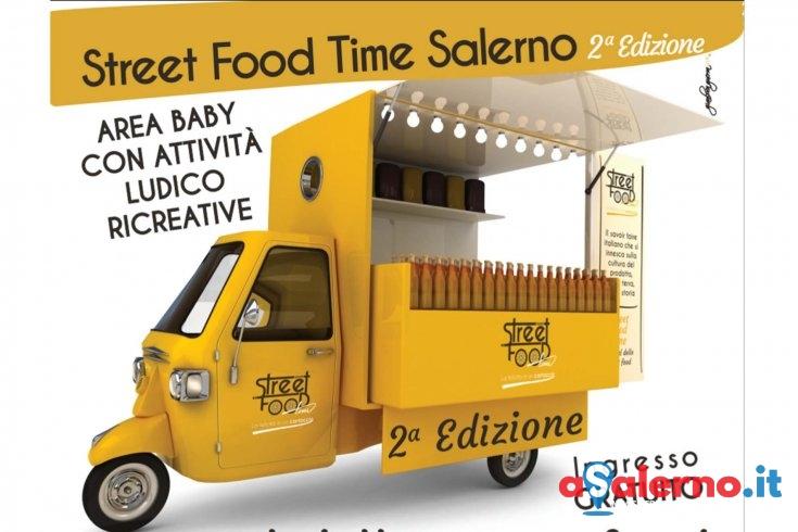Torna a Salerno lo Street Food - aSalerno.it
