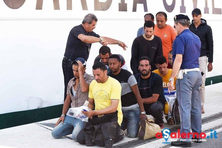 Sbarcati a Salerno il 14 luglio: arrestati 2 marocchini, erano già stati clandestini in Italia - aSalerno.it