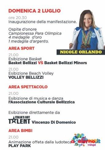 Basket Bellizzi e Volley Bellizzi alla serata inaugurale del Bellizzi Sport Week - aSalerno.it