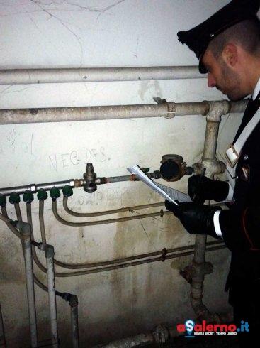 """Rubava l'acqua, 60enne scoperto dai Carabinieri: aveva creato una """"conduttura"""" da 35 metri - aSalerno.it"""